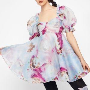 Selkie cupids serenade dress size XL
